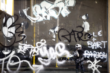 Graffiti film, Tint Shield